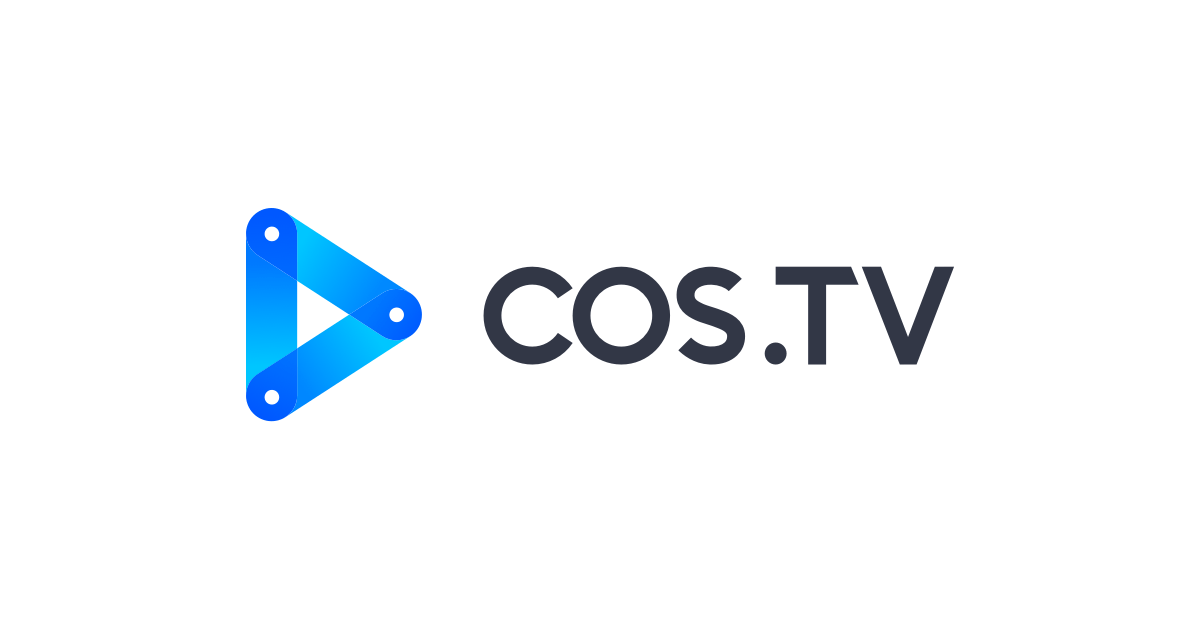 COS.TV | Content platform on blockchain
